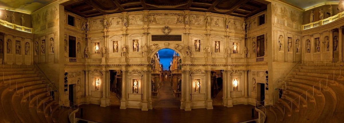 visitare Teatro Olimpico