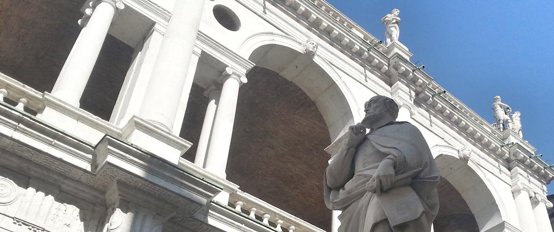 Visitare edifici di Palladio a Vicenza