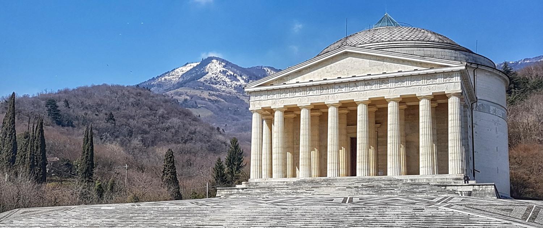 visitare il Tempio Canoviano a Possagno