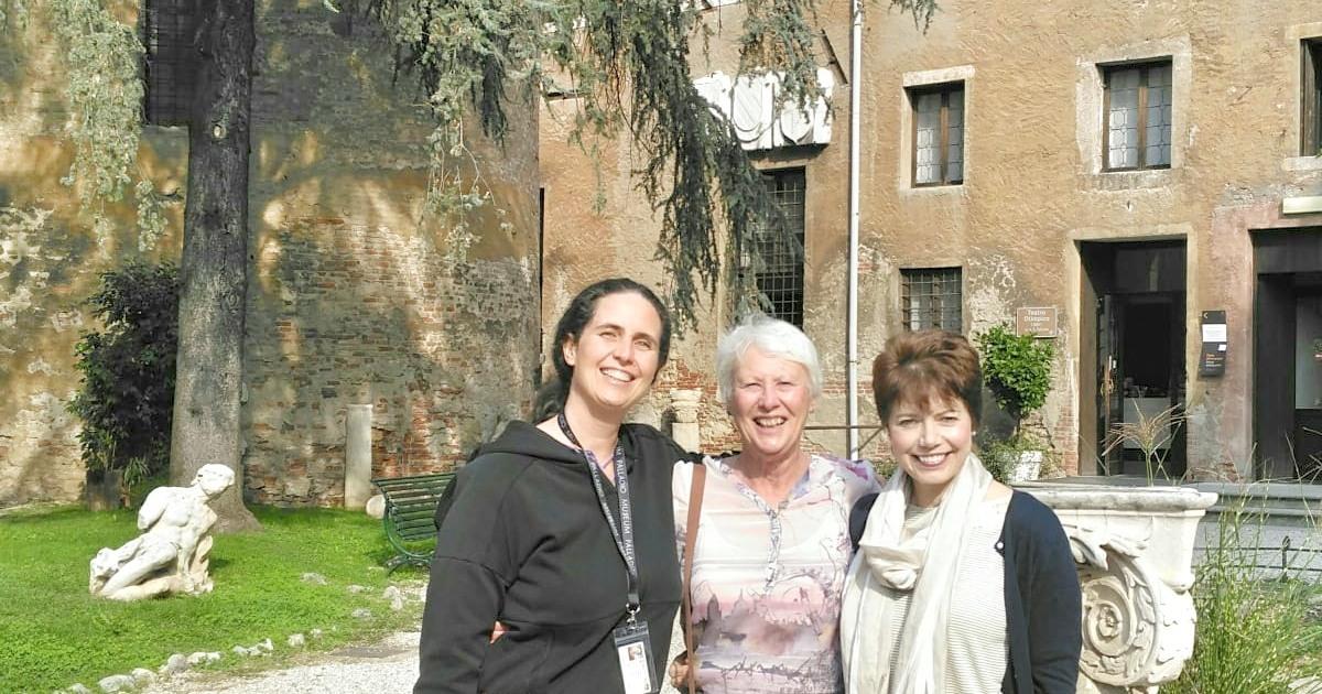 visita guidata a Teatro Olimpico _ Vicenza