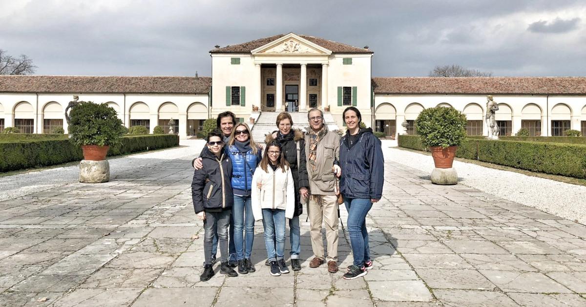 guida turistica per Villa Emo
