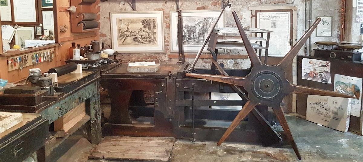 stamperia d'arte a Vicenza