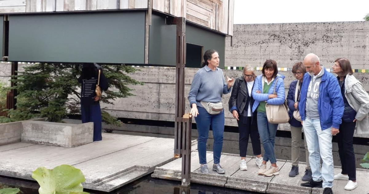 guida turistica per Tomba Brion