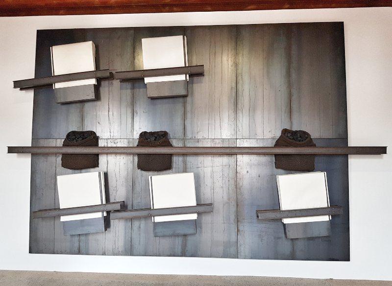 Jannis Kounellis alla Fondazione Prada