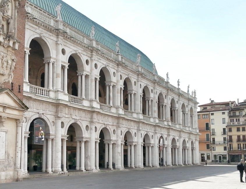 Piazza dei Signori _ Basilica Palladiana