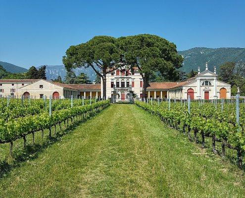 Villa Angarano a Bassano del Grappa