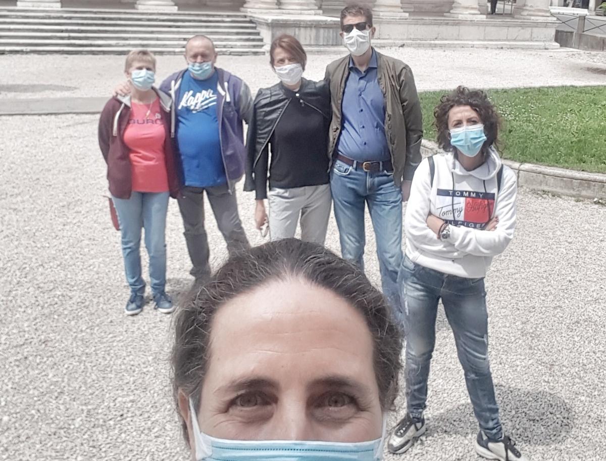 visita guidata a Vicenza